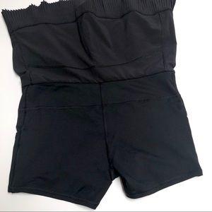 lululemon athletica Skirts - Ω Lululemon Black Pleated with active wear bottoms